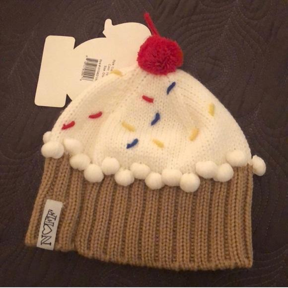 335c4633a6e Neff Vanilla Cupcake Beanie Hat